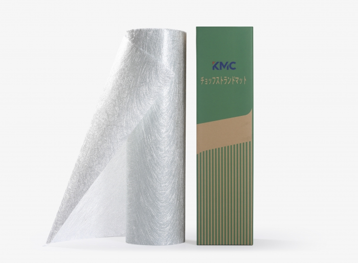 KMC-P8 FIBER GLASS CHOPPED STRAND MAT